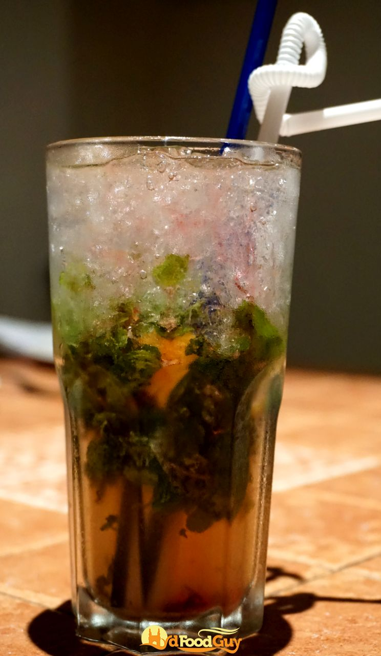 Hyderabad Mojito Recipe — Dishmaps