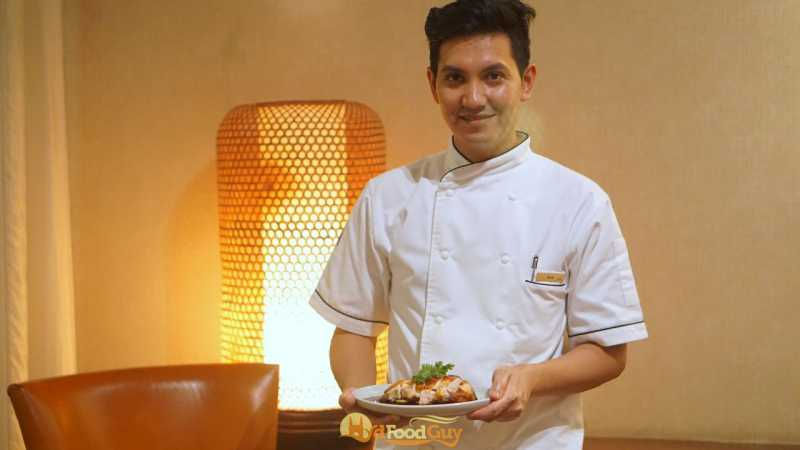 Oriental bar and kitchen park hyatt hyderabad review for M kitchen hyderabad