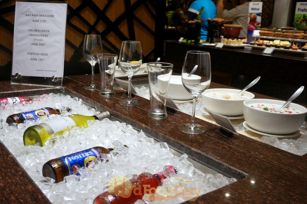 The Restaurant At Blu In Park Blu In Cafe