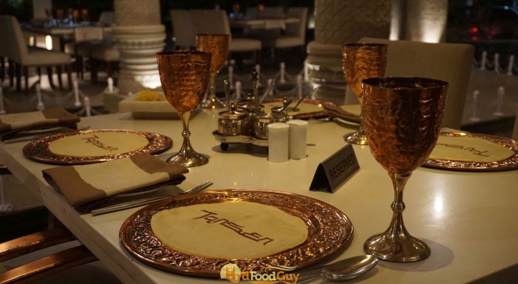 Tansen awadhi cuisine in hyderabad for Awadhi cuisine history