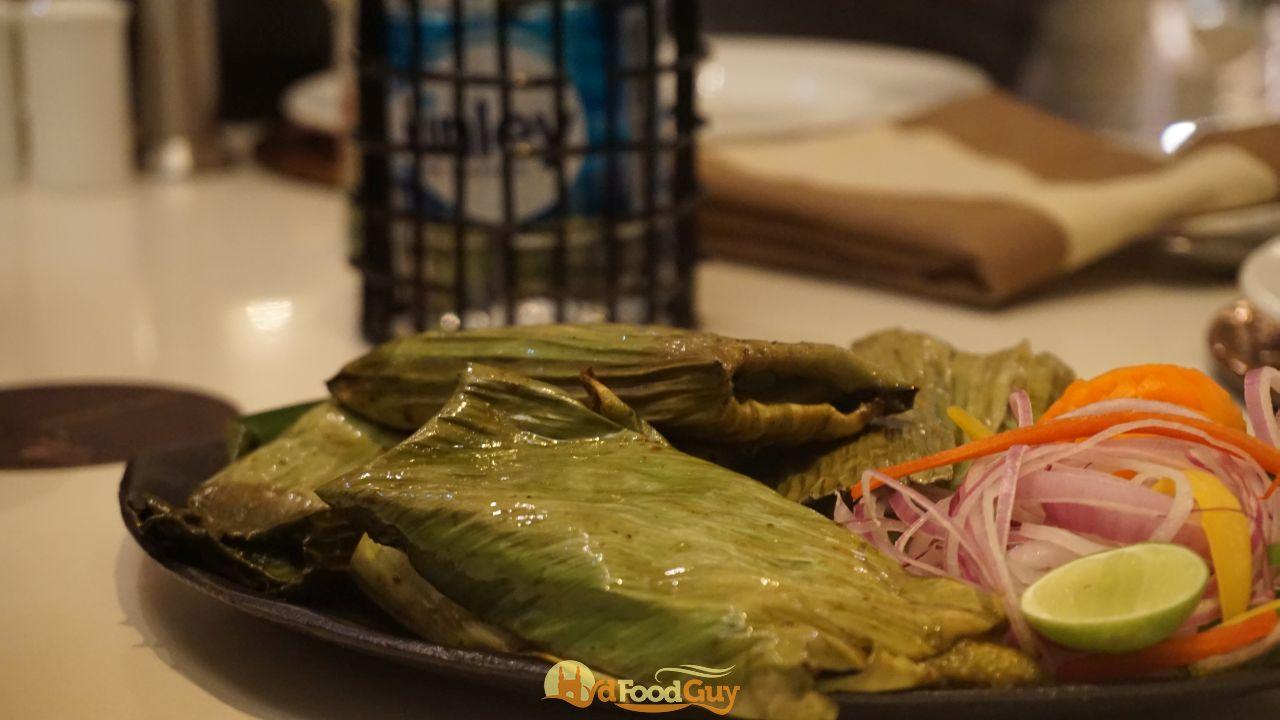 Tansen dam ke machhi patrewali hyderabad food guy for Awadhi cuisine history