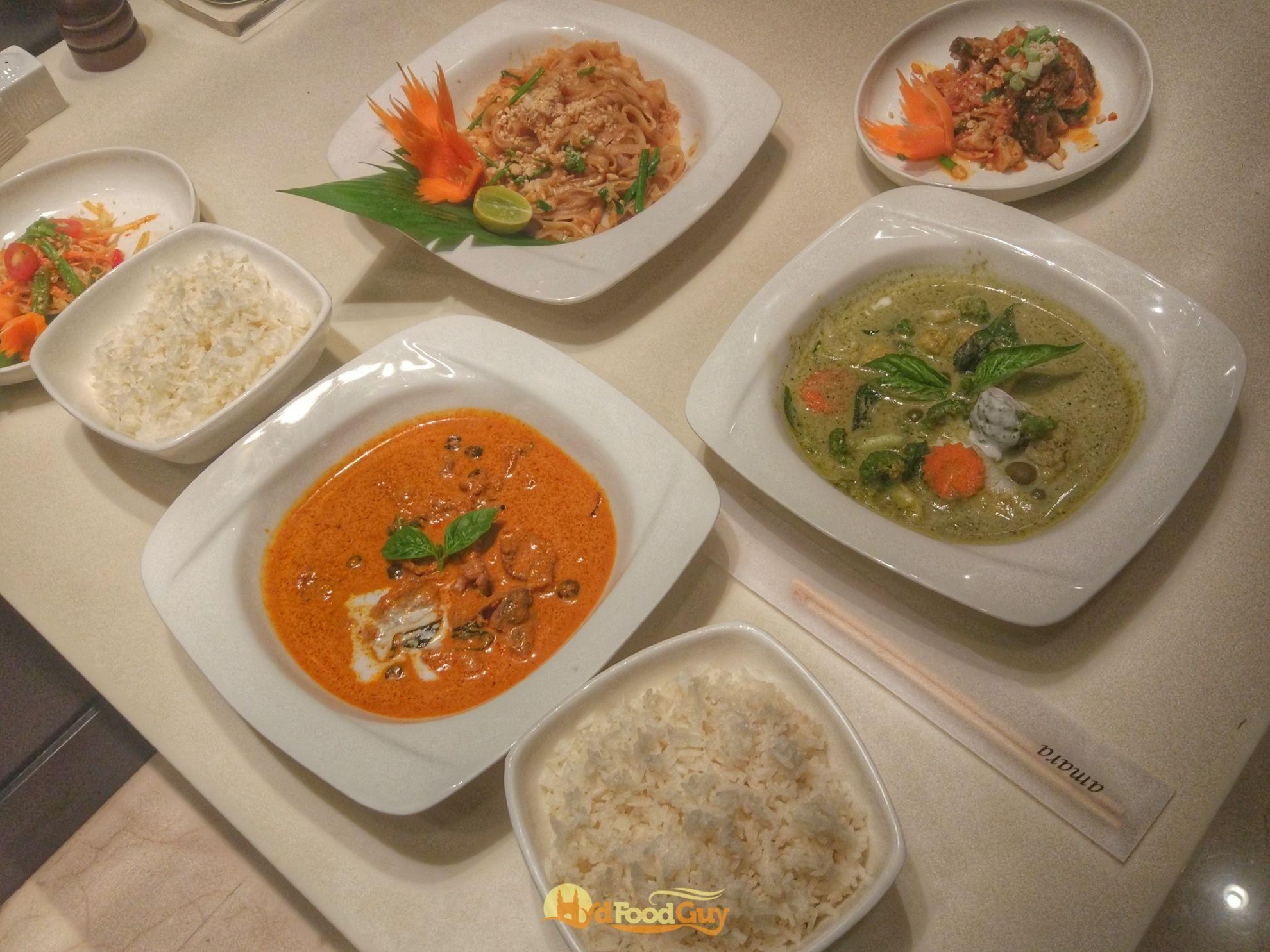 Amara Thai Food
