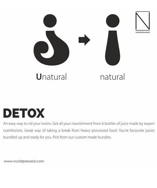 Detox - N Coldpressed