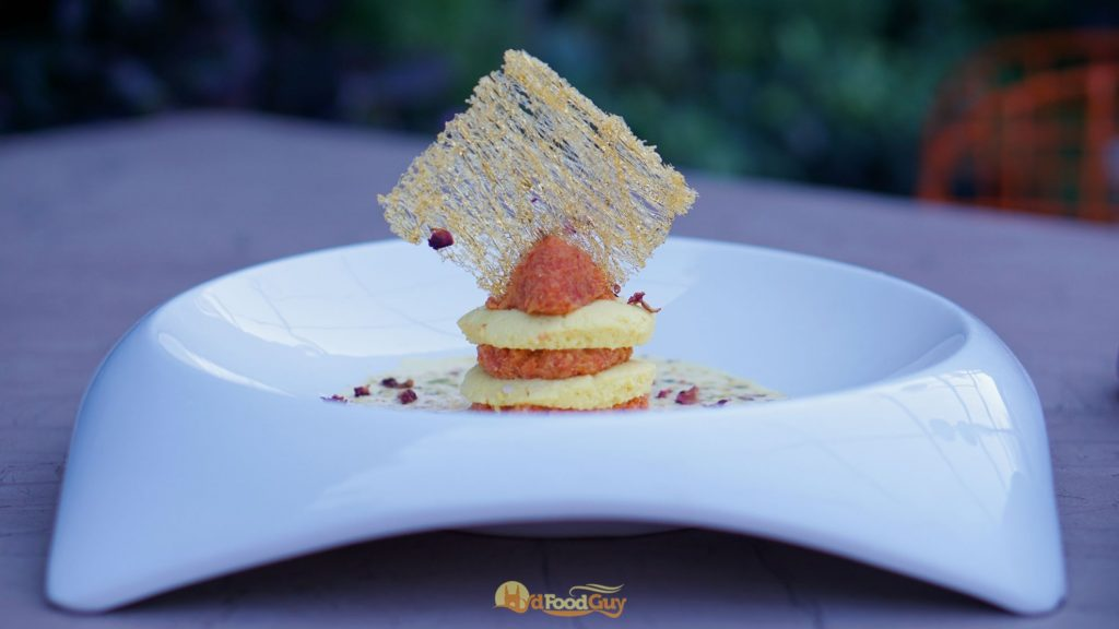 Rasmalai Tres Leches - Farzi Cafe