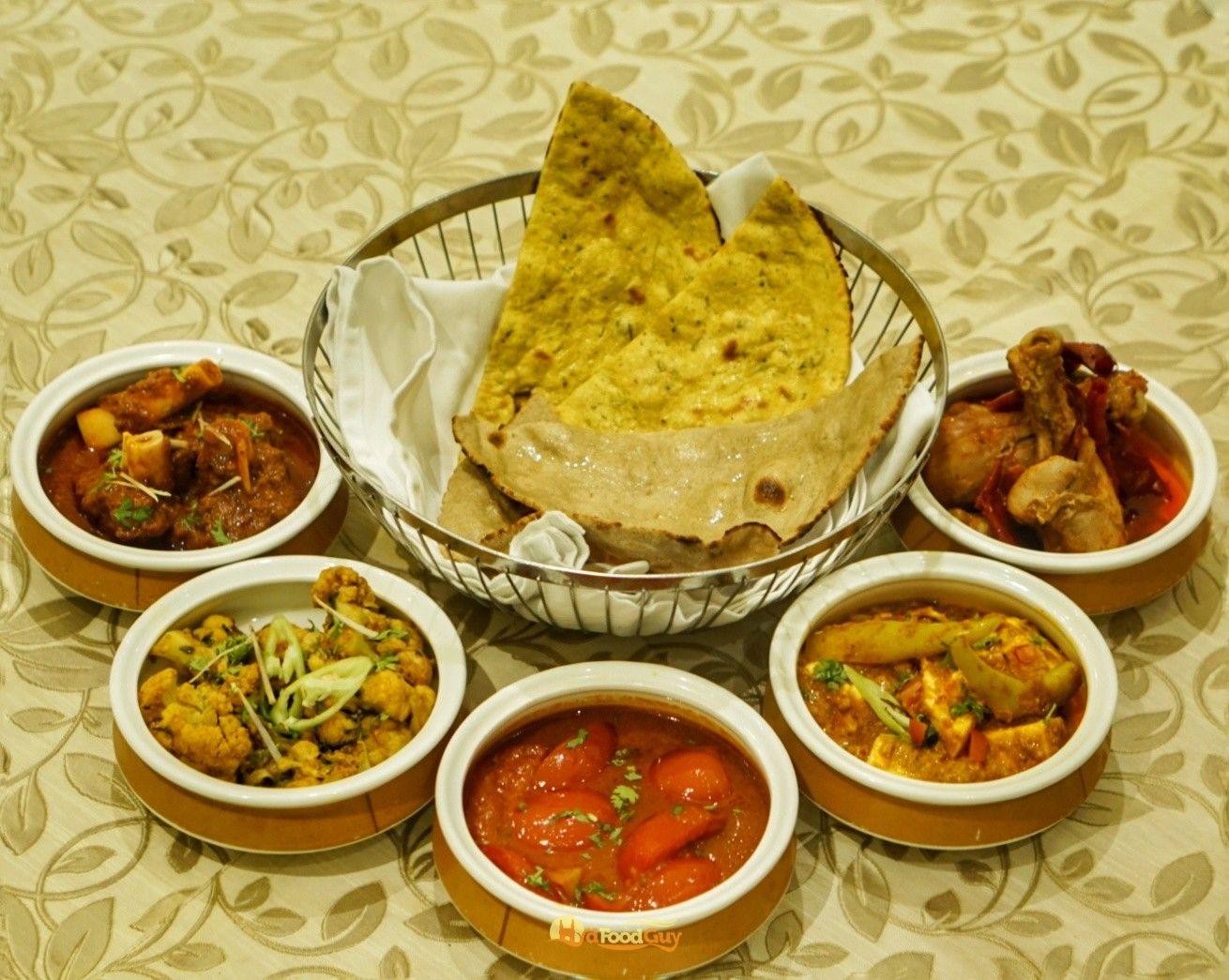 ITC Kakatiya - Rajasthani Food